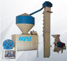 Cattle Feed Plant - image