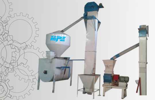 Poultry Feed Plant Machine